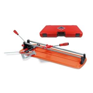 Käsikäyttöinen laattaleikkuri TS-66 MAX; oranssi