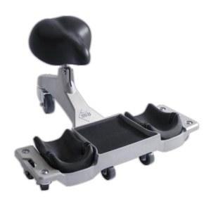 Asentajan tuoli polvisuojilla Rubi SR-1