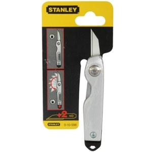 Veitsi, vaihdettavat terät Stanley 0-10-598