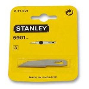 Terä Stanley; 60 mm; 3 kpl.