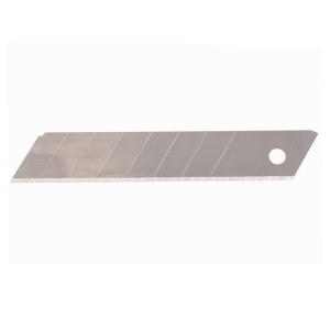 Pienemmiksi teriksi katkaistava terä Stanley; 18 mm; 10 kpl.