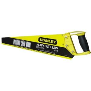 Käsisaha Stanley; 500 mm puulle