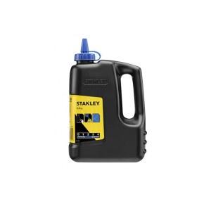 Merkintäliitu täyttöpakkaus, liitulanka / mittanauha Stanley; 1100 g; sininen