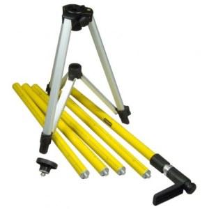 Tukiteline/mittausjalusta laser-vaaituslaitteelle Stanley 1-77-022