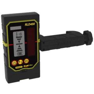 Vastaanotin pyöriville laser-vaaituslaitteille Stanley RLD400