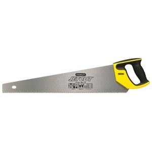 Käsisaha Stanley Dynagrip Jet-Cut SP; 550 mm puulle