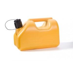 Polttoainekanisteri Stiga, keltainen (5 l)