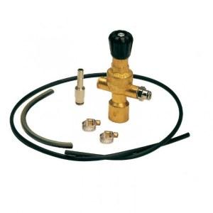 Kaasun säätöventtiili Telwin 802032; tarvikkeiden kanssa