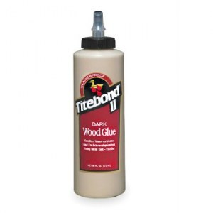 Puuliima Titebond II Dark Wood Glue; 474 ml