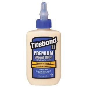 Puuliima Titebond II Premium; 118 ml