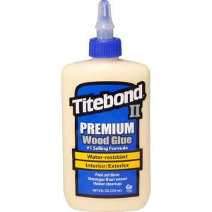 Puuliima Titebond II Premium; 237 ml