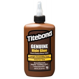 Puuliima Titebond Liquid Hide Glue; 237 ml