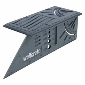 Säädettävä kulmatuki Wolfcraft 3D; 150 mm