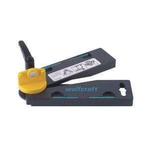 Säädettävä kulmamittari Wolfcraft 30°-180°