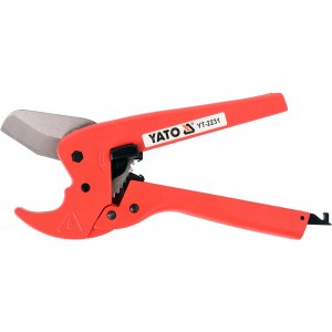 Sakset PVC-piipuille Yato YT-2231; 42 mm