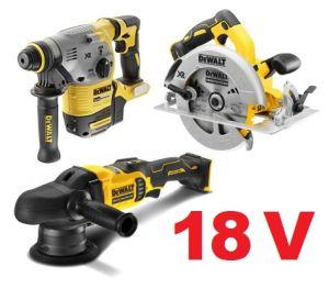 18 V työkalut ilman paristoja